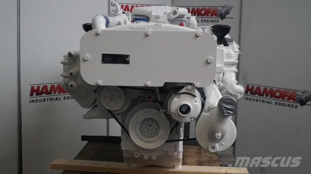 MTU 12V183 LONG-BLOCK