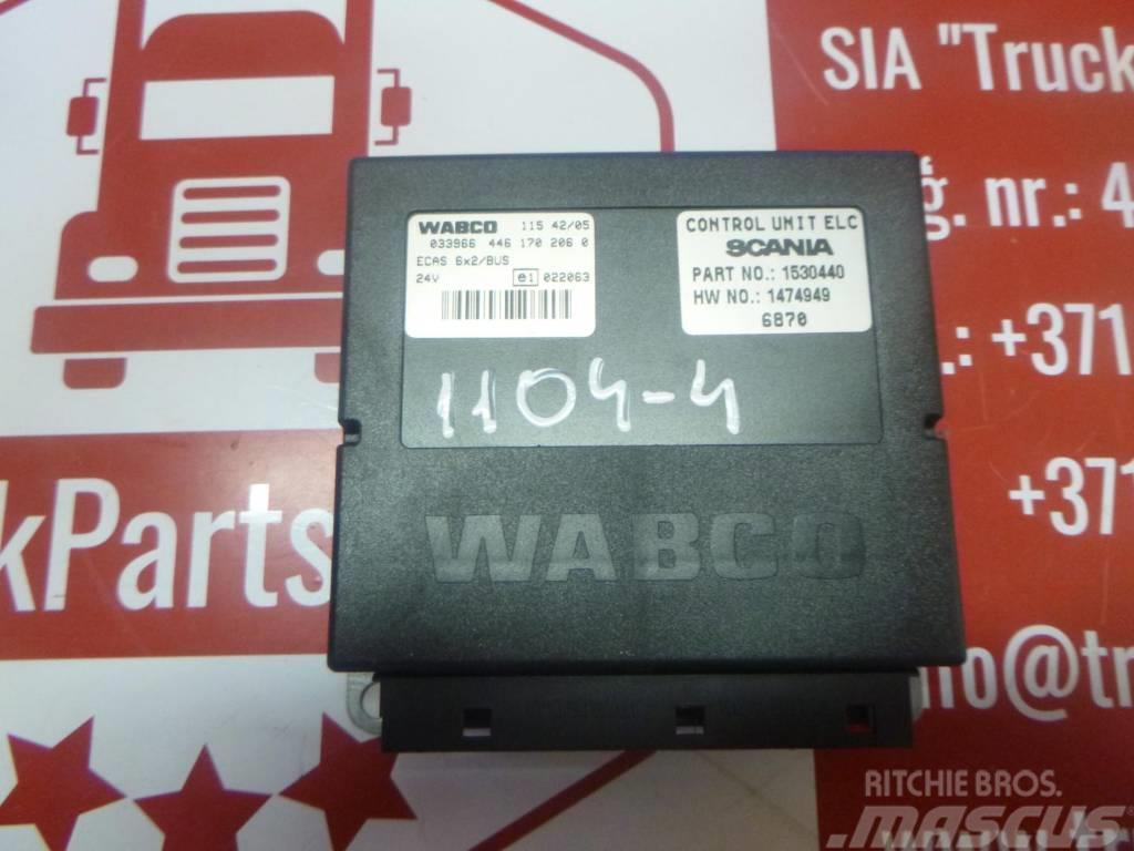 Scania R440 ECAS control unit 1754664