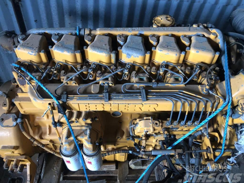 Liebherr Engine D 906