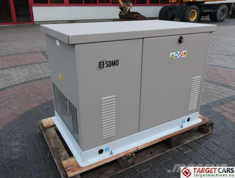Sdmo RES13EC 11.6KVA GAS 230V GENERATOR NEW UNUSED