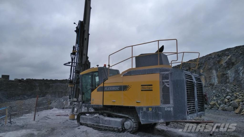 Atlas Copco Flexiroc D55