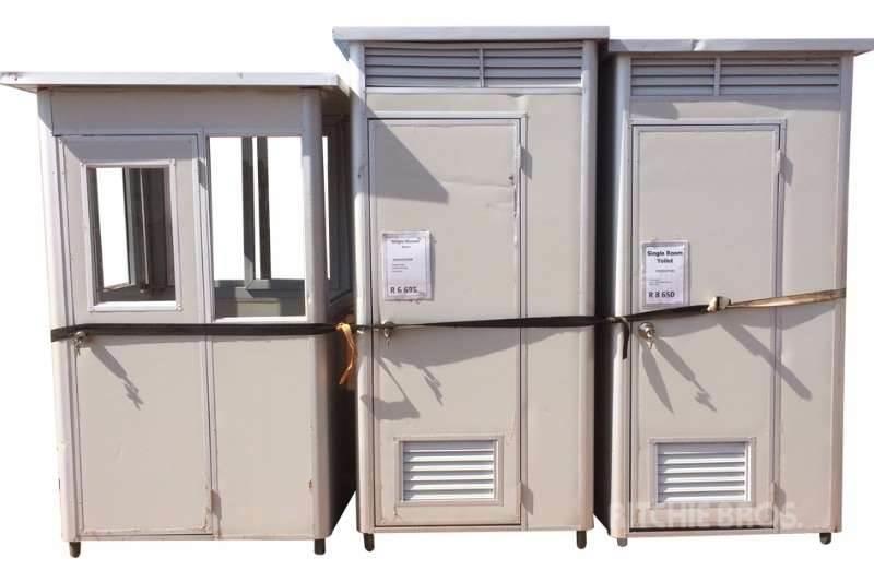 Sino Plant Sandwich Panel Single Room Unit - Guard Hous