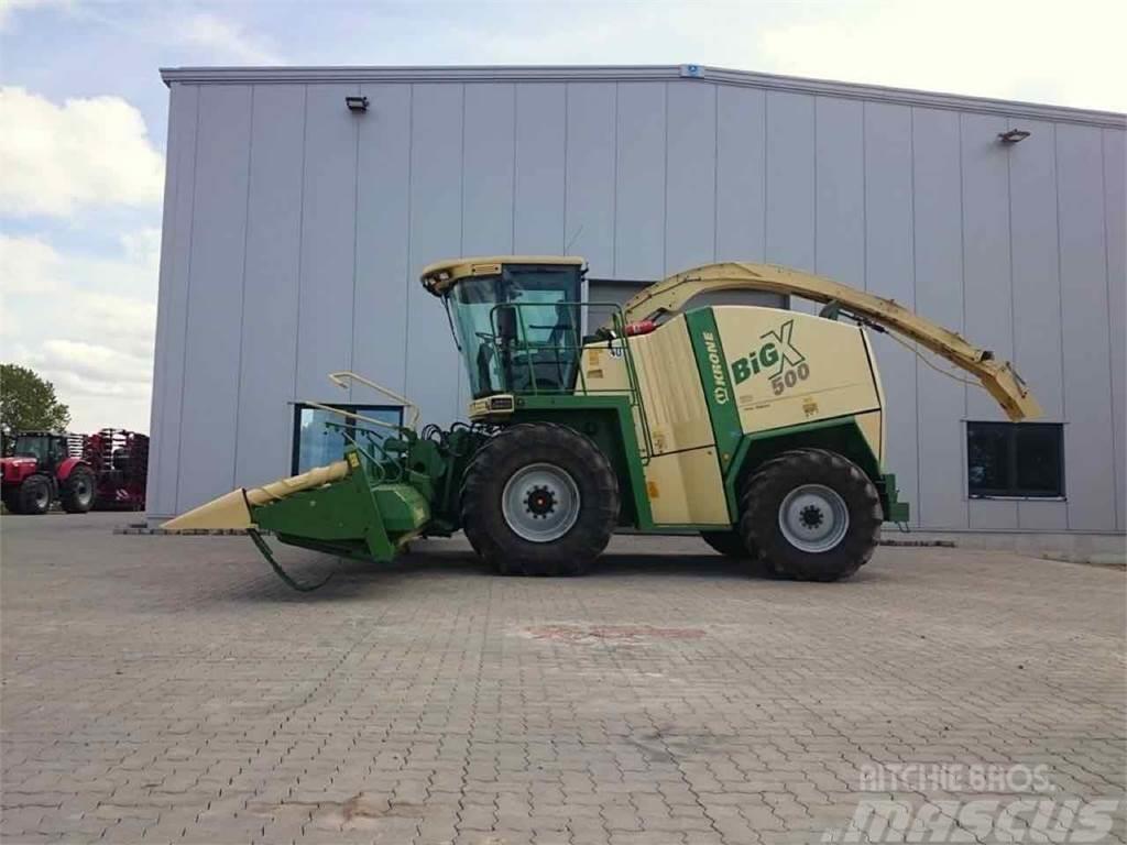Krone BIG X500