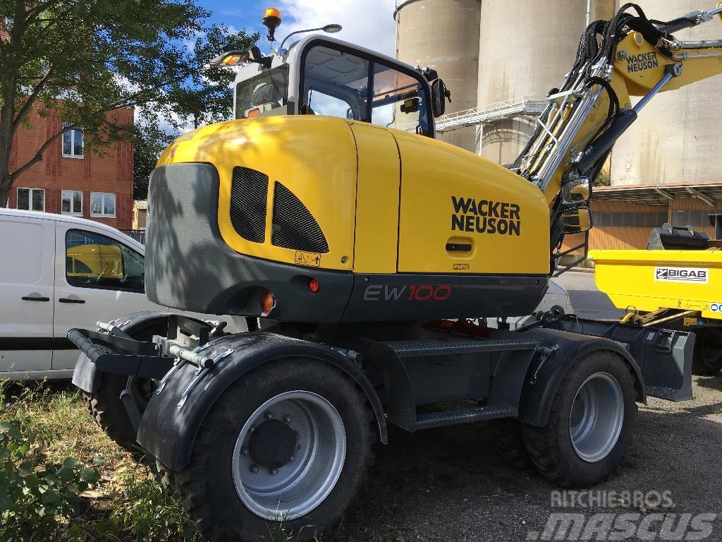 Wacker Neuson EW100