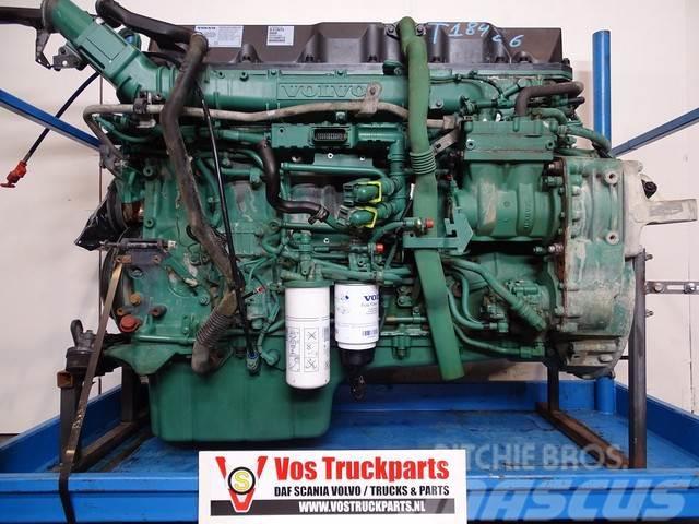 Volvo D13C-420 EUV VEB+