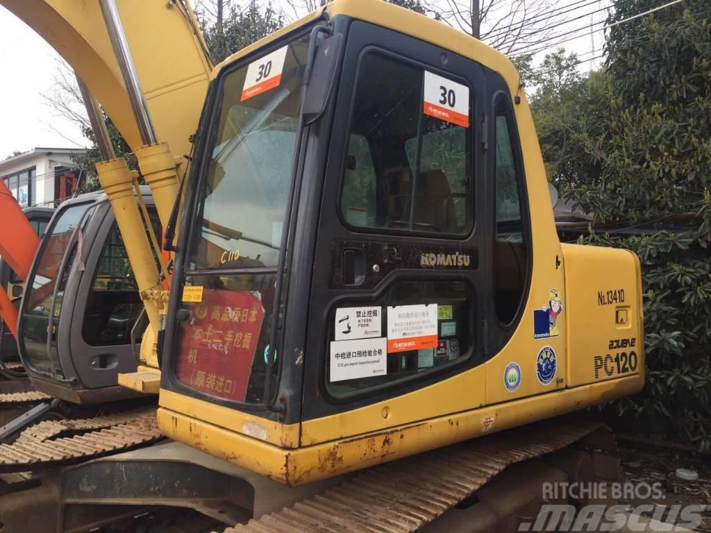 Komatsu 小松PC 120-6E0  PC120-6