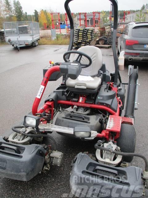 Toro 3420 Triflex Hybrid