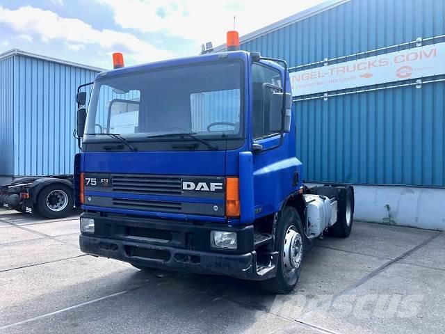 DAF 75-270 ATI DAYCAB (MANUAL GEARBOX / EURO 1)