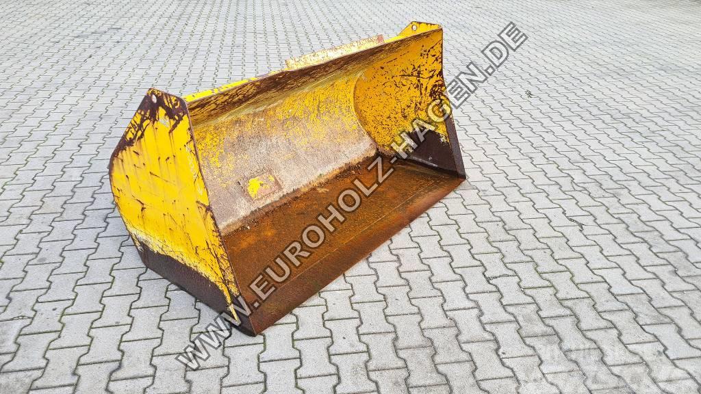 [Other] Frontschaufel Hanomag 6D 1900 mm Radladerschaufel