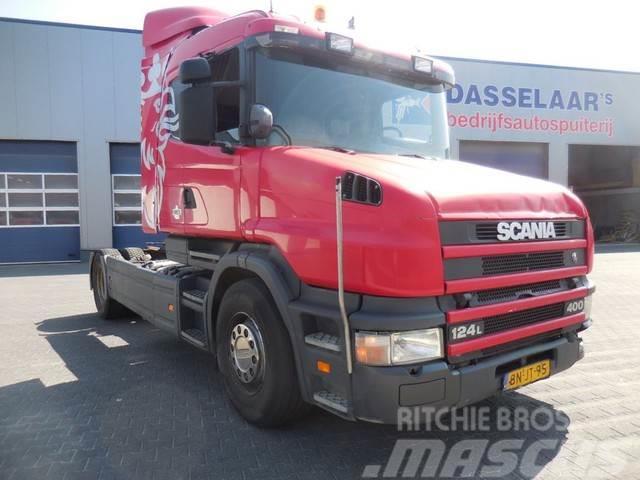Scania LA 4X2 NA 340