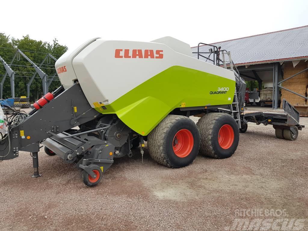 CLAAS Quadrant 3400 RF