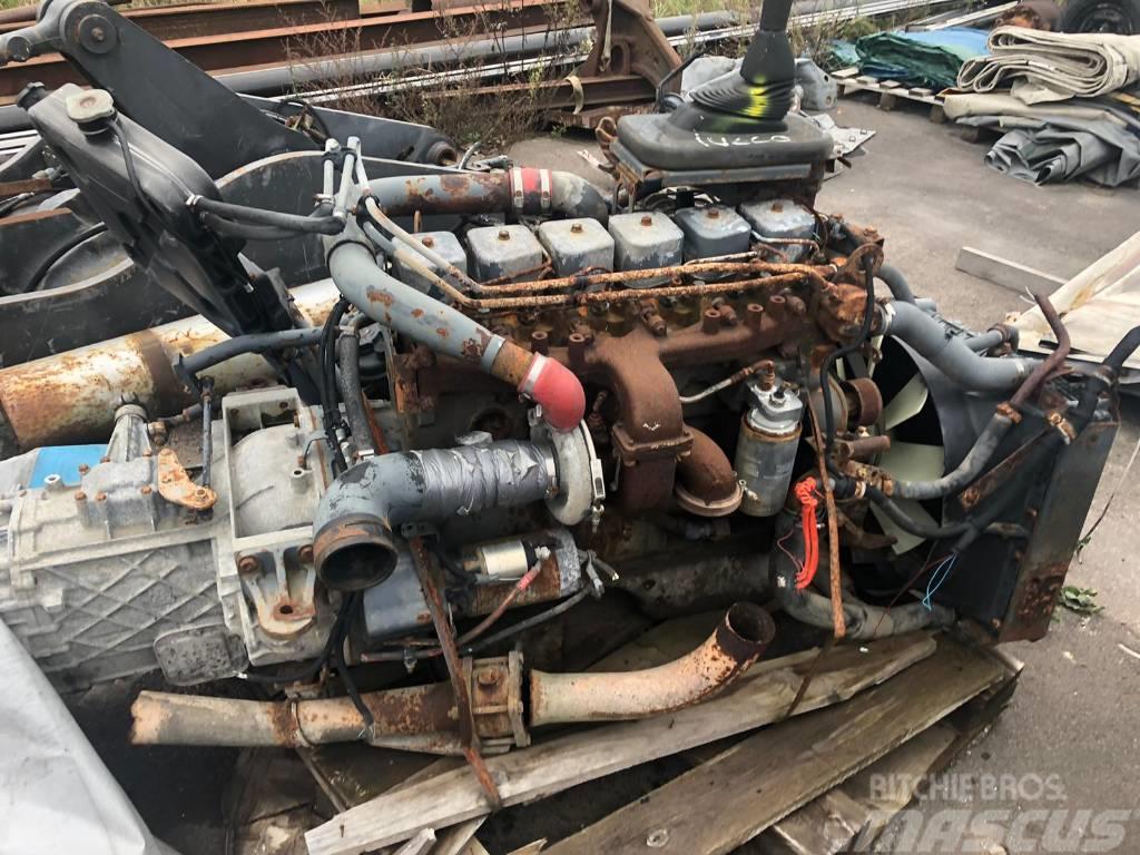 DAF LF45 CUMMINS ENGINE 6BT 130PK