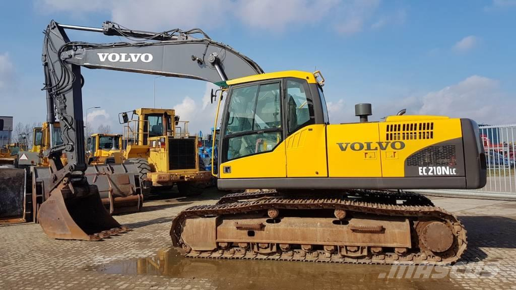 Volvo EC 210 C N L