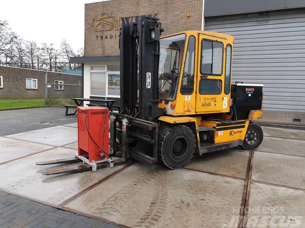 Kalmar 6tons  elektrische heftruck