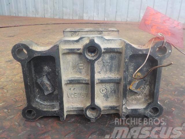 Mercedes-Benz Actros MPIII Vibration damper 9412416713