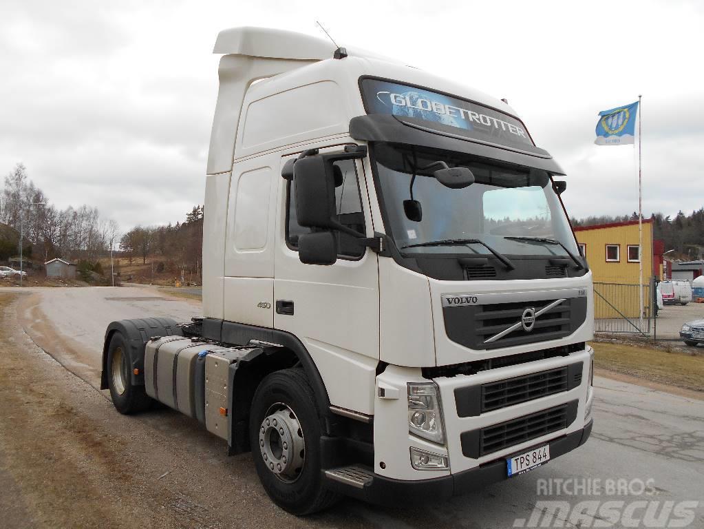 Volvo 450 4x2 Glob Dragbil -13