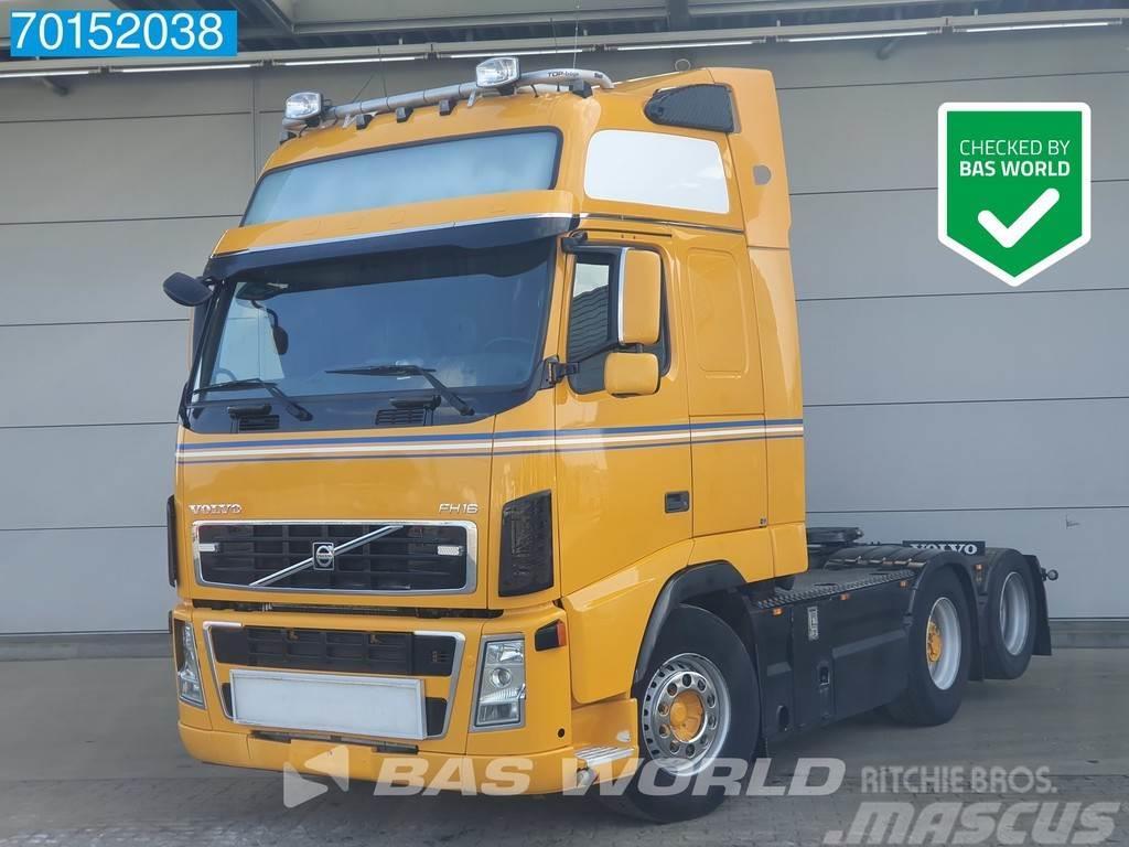Volvo FH16 580 6X2 XL Retarder VEB+ Big-Axle Liftachse 2