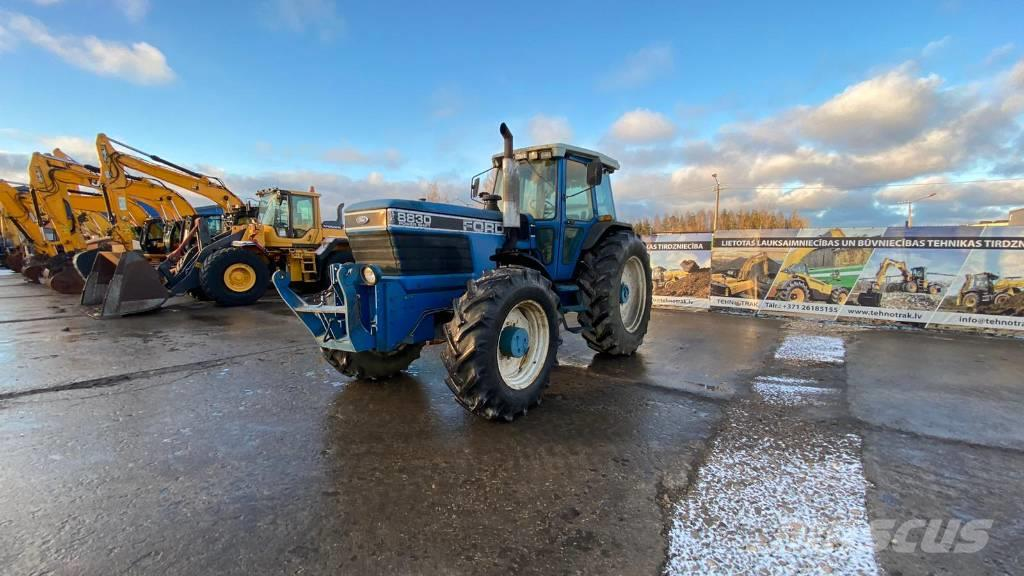 Ford / New Holland 8830