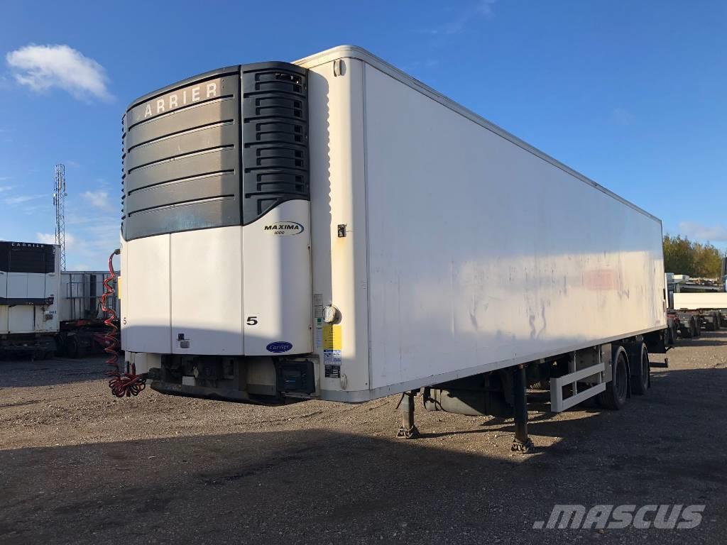 [Other] City Trailer CHEREAU S2331H