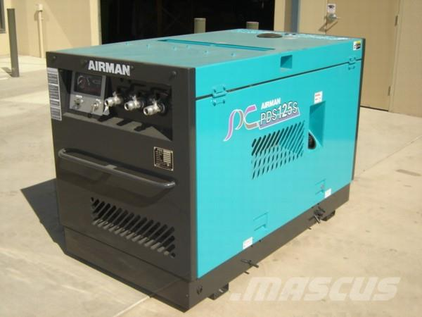 Airman Compressor PE33 PDS 125S
