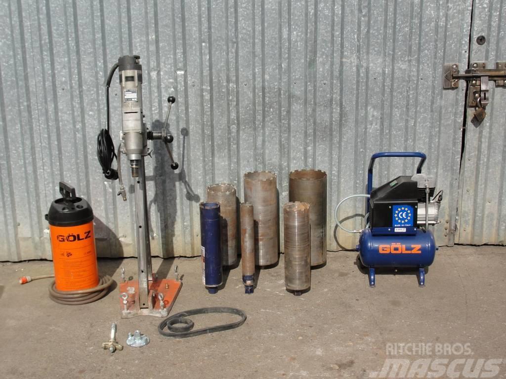 [Other] Golz KB 130 Kernbohrgerät  Drilling Machine NR 54
