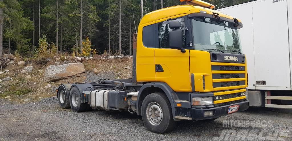 Scania R 144 G 460