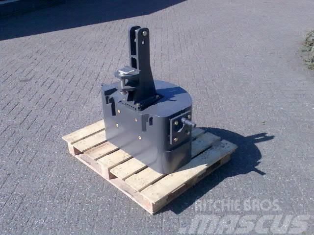 Fendt Frontgewicht 900 KG