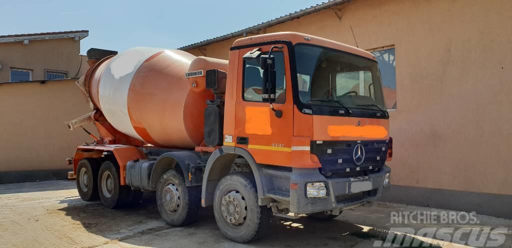 Mercedes-Benz Actros 4141