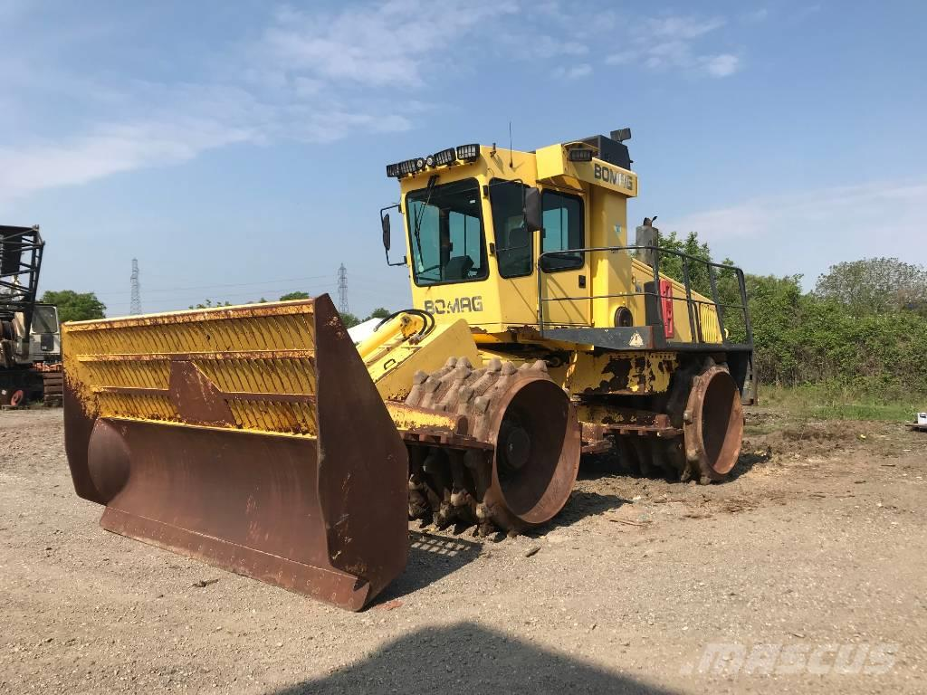 Bomag BC 572 RB