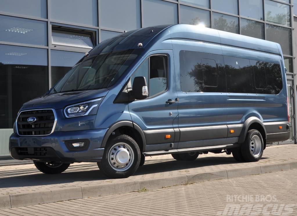 Ford TRANSIT M2   19 SEATER