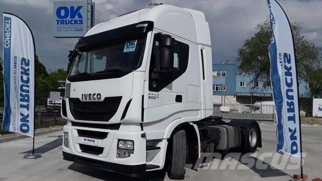 Iveco AT440S46T/P HR aut int E6