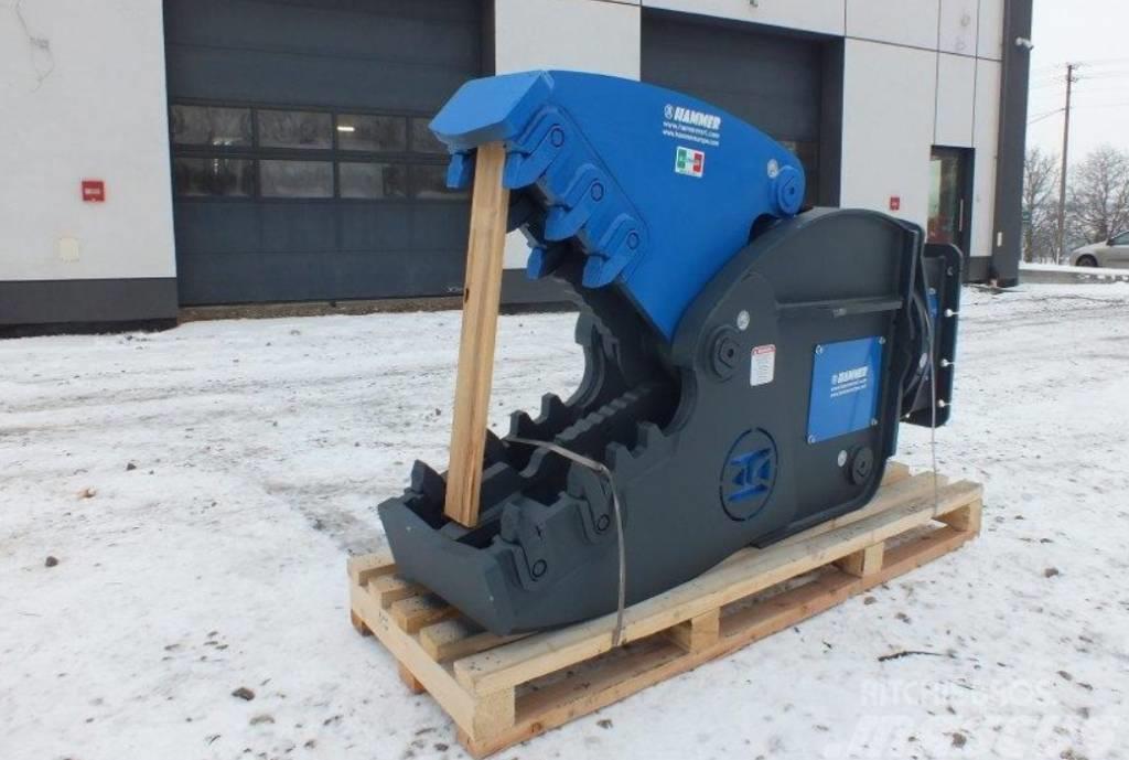 Hammer FR 15 Hydraulic Rotating Pulveriser Crusher 1700KG