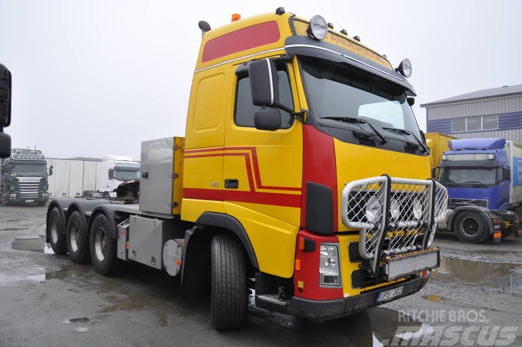 Volvo FH16  8X4 610