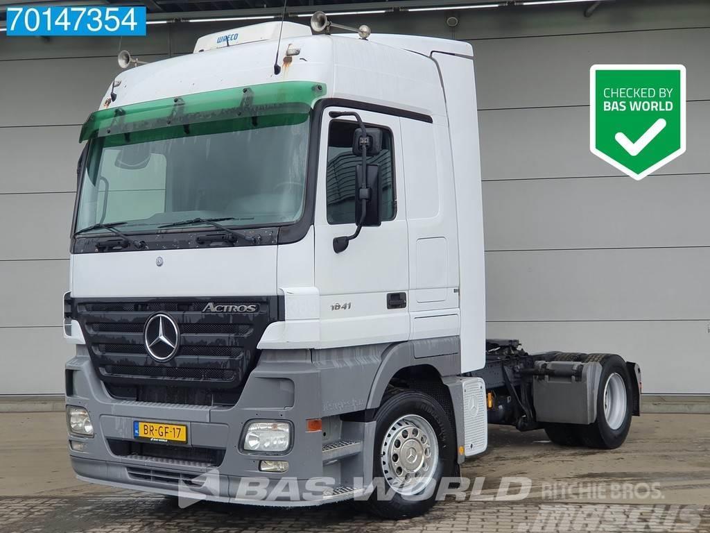 Mercedes-Benz Actros 1841 4X2 MegaSpace Standklima Euro 3