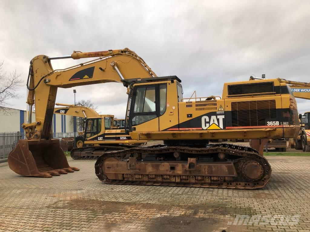 Caterpillar 365 B L ME TOP CONDITION!