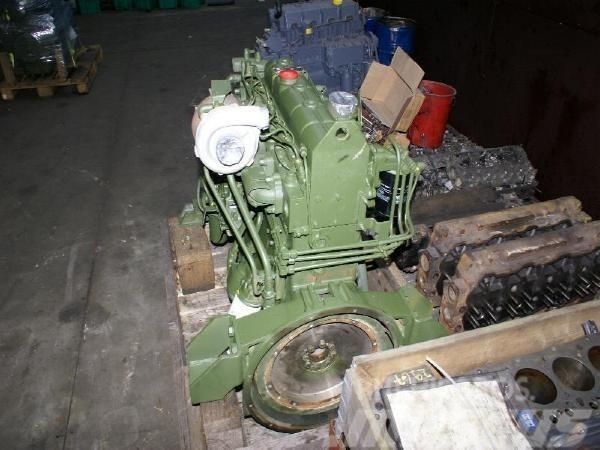 DAF NS 133 L, 2012, Motorer