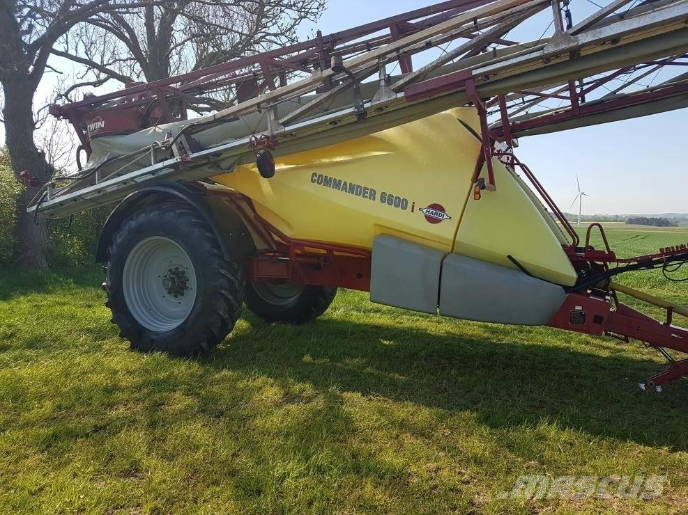 Hardi Commander 6600 Twin