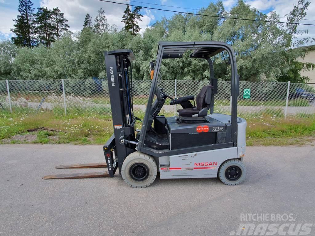Nissan 1Q2L25Q