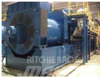 Wärtsilä 20V34SG Gas Generator Plant 50 HZ, 140 MW
