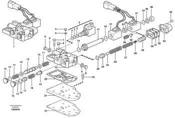 Volvo - bobina / solenoid - 11712481 , VOE11712481