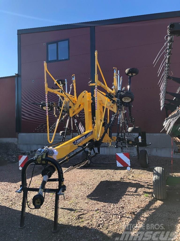 New Holland C760 Strängläggare Ny!
