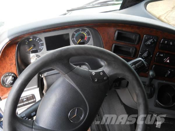 Mercedes-Benz Actros Kabine MP 2 Megaspace, 2005, Hytter