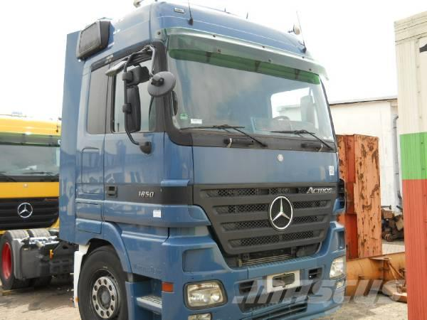 Mercedes-Benz Actros Kabine MP 2 Megaspace