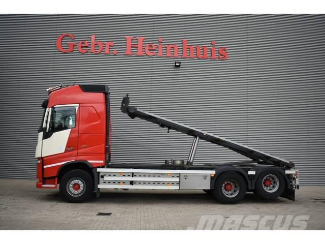 Volvo FH 460 6x2 HTS 25 tons NCH system euro 6!