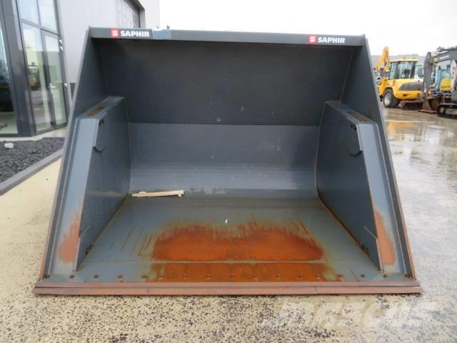 [Other] High tip bucket 2800mm 4500ltr Volvo connection