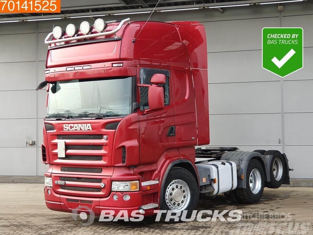 Scania R500 6X2 Retarder Liftachse ADR Xenon