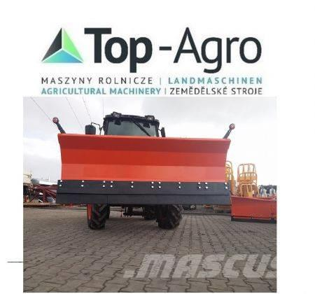 Top-Agro SMART snow plough  1,5m straight +hydraulic