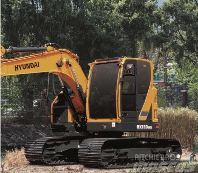 Hyundai HX130LCR