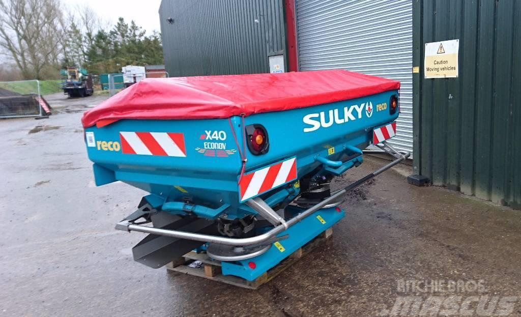 Sulky X40 ECONOV