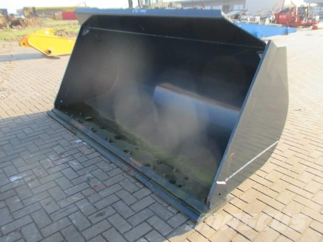 Hyundai Loader Bucket - HL 760-9